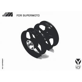 Supermoto kolesa YCF motard 12 col 2.15/3.00x12